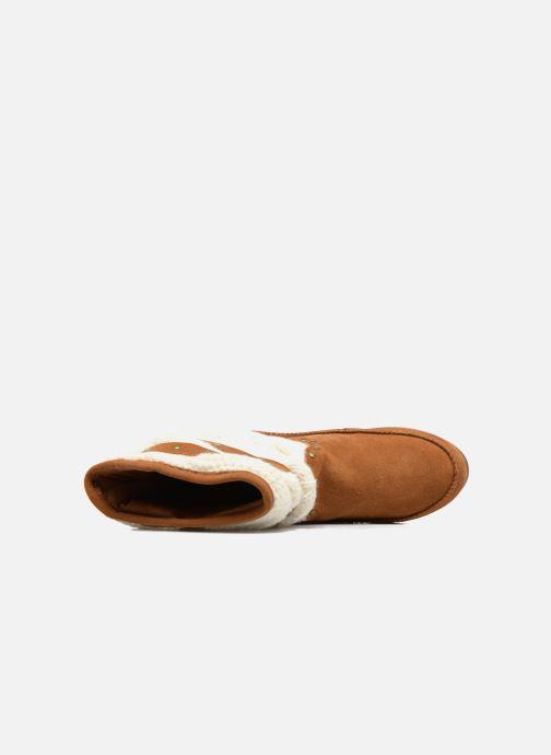 Bottines et boots Les Tropéziennes par M Belarbi Gelato Marron vue gauche