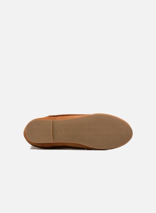 Bottines et boots Les Tropéziennes par M Belarbi Gelato Marron vue haut