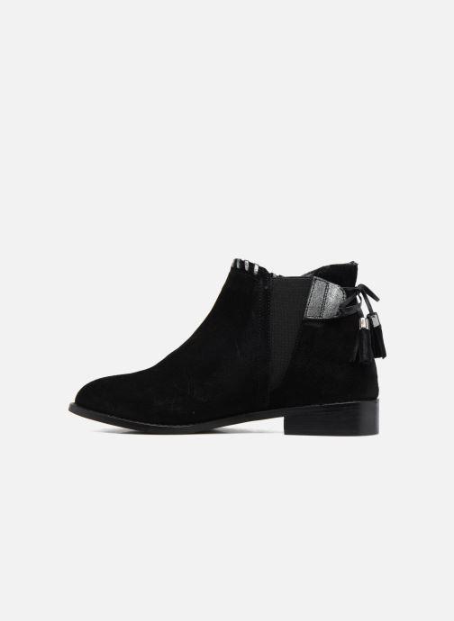 Bottines et boots Les Tropéziennes par M Belarbi Magnolia Noir vue face