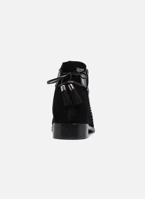 Bottines et boots Les Tropéziennes par M Belarbi Magnolia Noir vue droite