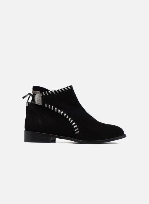 Bottines et boots Les Tropéziennes par M Belarbi Magnolia Noir vue derrière