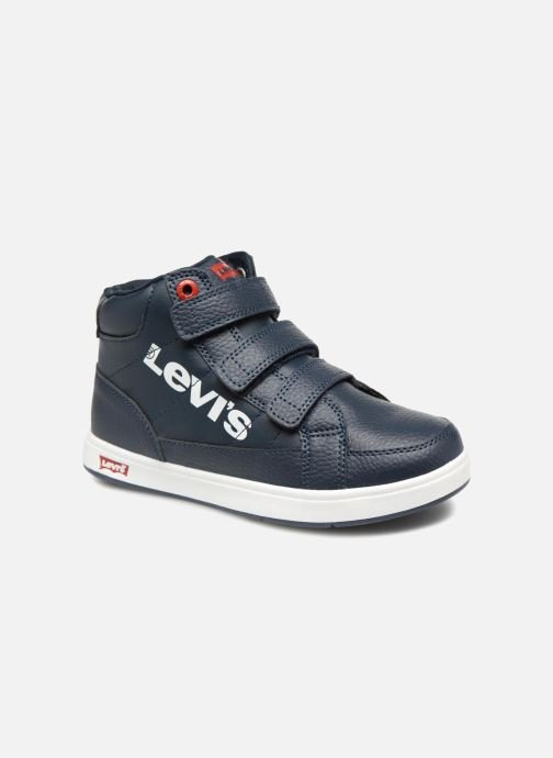 Trainers Levi's Grace Blue detailed view/ Pair view