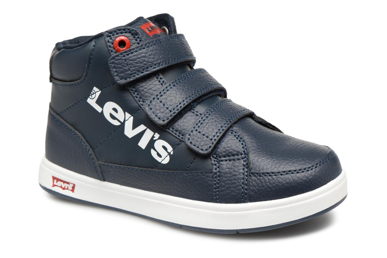 Sneakers Levi's Grace Blå detaljerad bild på paret