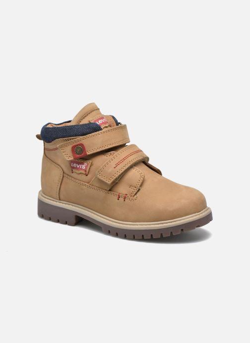 Bottines et boots Levi's Pimento Beige vue détail/paire