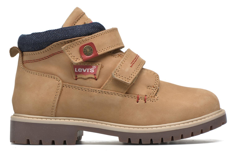 Bottines et boots Levi's Pimento Beige vue derrière