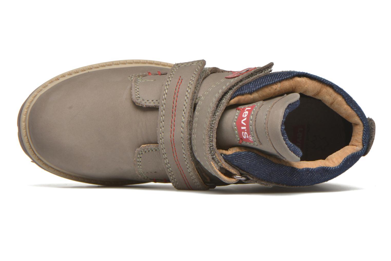 Bottines et boots Levi's Pimento Gris vue gauche