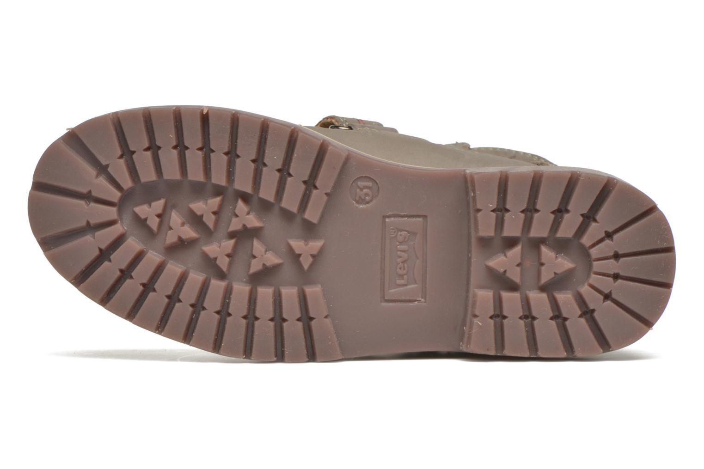Bottines et boots Levi's Pimento Gris vue haut
