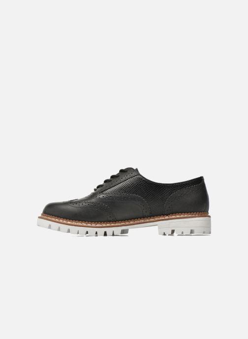 Zapatos con cordones Aldo EMELYNE Negro vista de frente
