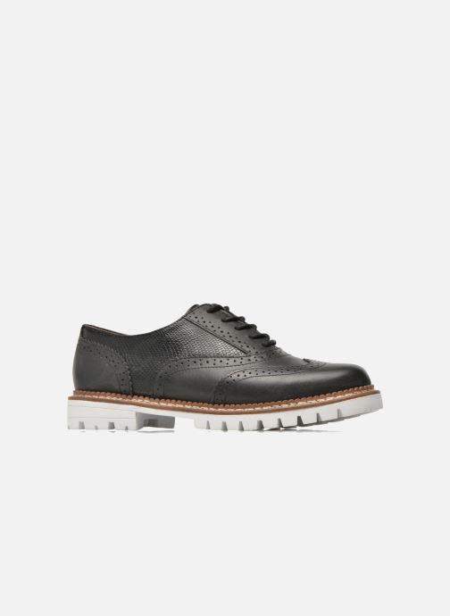 Zapatos con cordones Aldo EMELYNE Negro vistra trasera