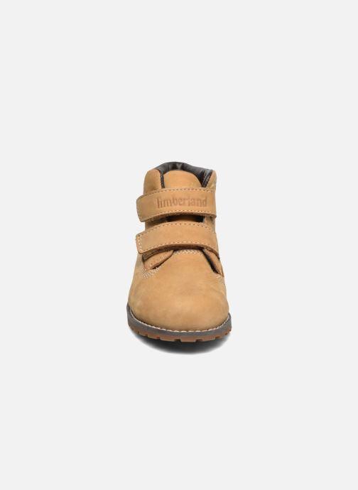 Bottines et boots Timberland Pokey Pine H&L Beige vue portées chaussures