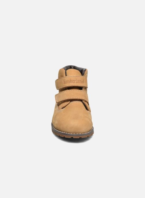 Stiefeletten & Boots Timberland Pokey Pine H&L beige schuhe getragen