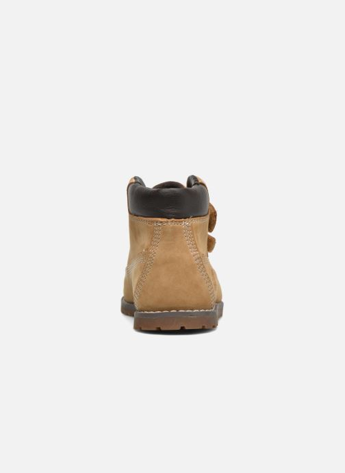 Ankle boots Timberland Pokey Pine H&L Beige view from the right