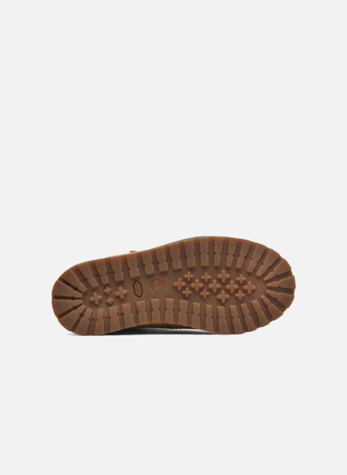 Boots en enkellaarsjes Timberland Pokey Pine H&L Beige boven