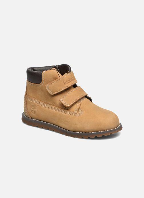 Bottines et boots Timberland Pokey Pine H&L Beige vue détail/paire
