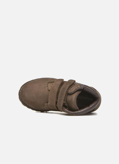 Stiefeletten & Boots Timberland Pokey Pine H&L braun ansicht von links