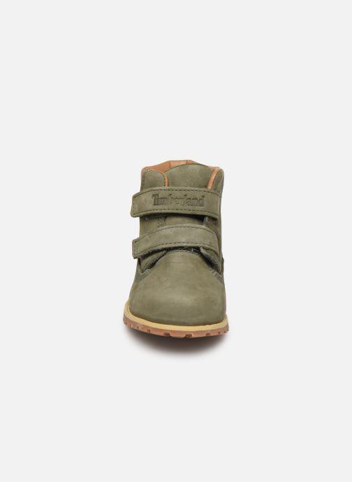 Bottines et boots Timberland Pokey Pine H&L Vert vue portées chaussures