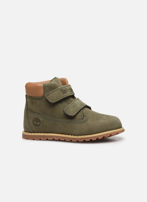 Bottines et boots Timberland Pokey Pine H&L Vert vue derrière