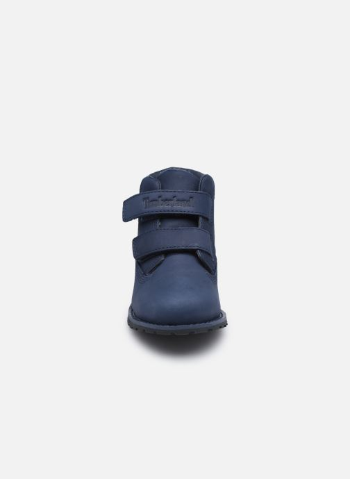 Bottines et boots Timberland Pokey Pine H&L Bleu vue portées chaussures