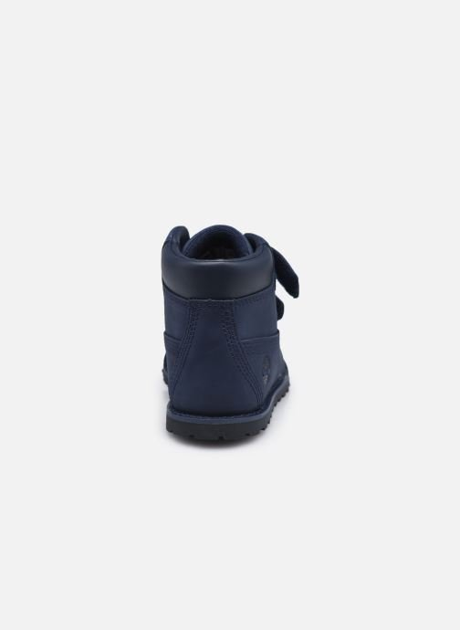 Bottines et boots Timberland Pokey Pine H&L Bleu vue droite
