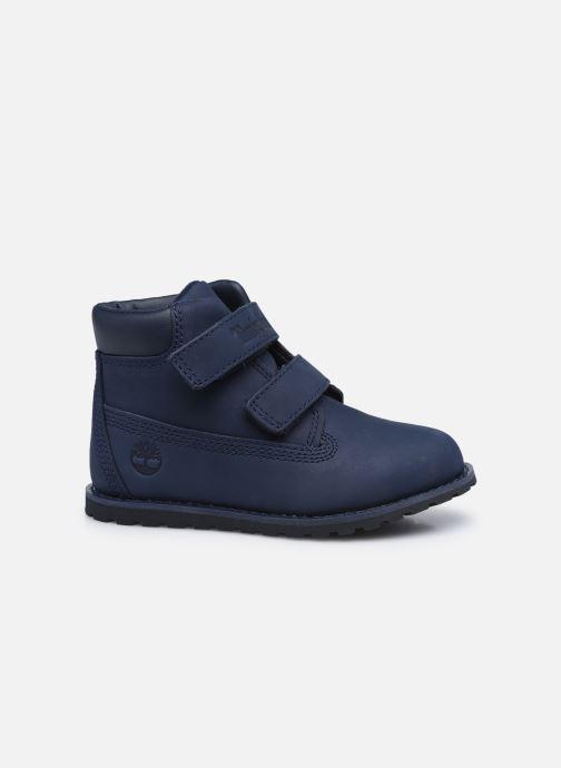 Bottines et boots Timberland Pokey Pine H&L Bleu vue derrière