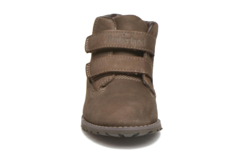 Stiefeletten & Boots Timberland Pokey Pine H&L braun schuhe getragen