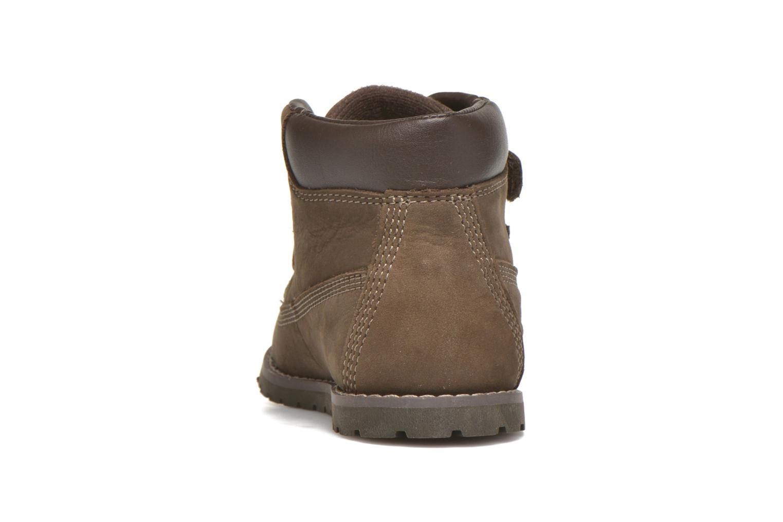 Bottines et boots Timberland Pokey Pine H&L Marron vue droite