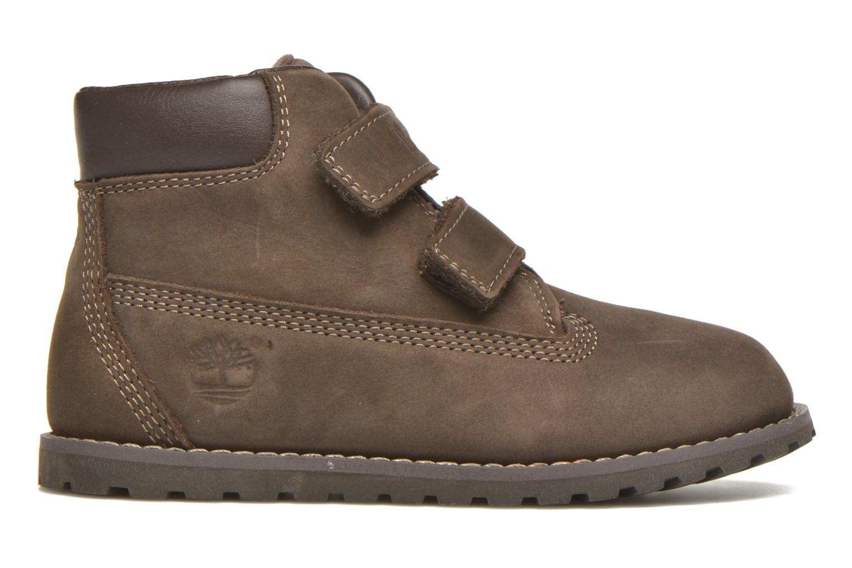 Stiefeletten & Boots Timberland Pokey Pine H&L braun ansicht von hinten