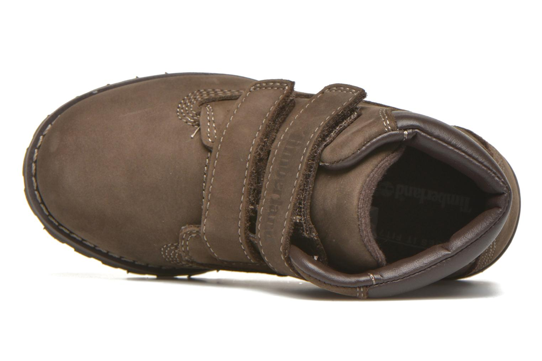 Bottines et boots Timberland Pokey Pine H&L Marron vue gauche