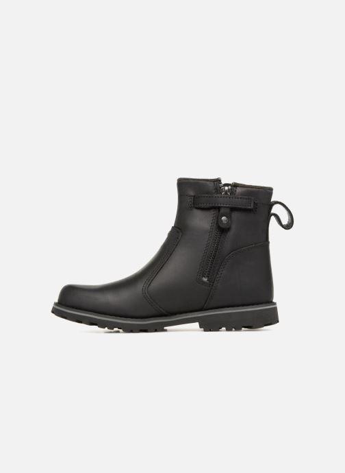 Bottines et boots Timberland Asphalt Trail Chelsea K Noir vue face