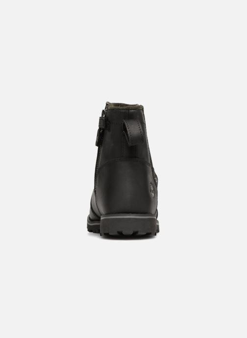 Bottines et boots Timberland Asphalt Trail Chelsea K Noir vue droite