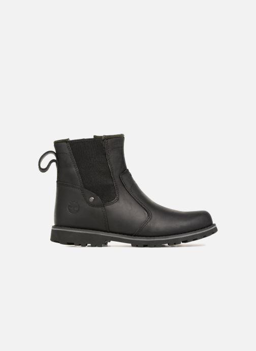 Bottines et boots Timberland Asphalt Trail Chelsea K Noir vue derrière