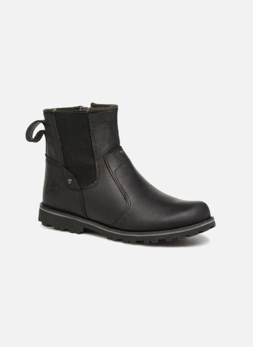 Bottines et boots Timberland Asphalt Trail Chelsea K Noir vue détail/paire