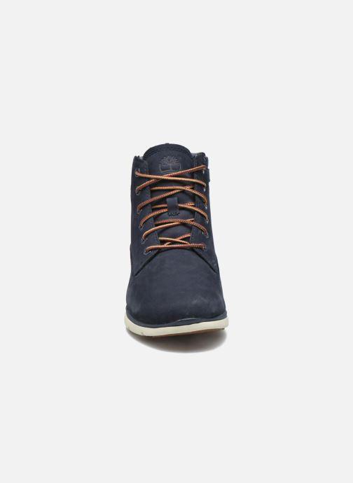 Bottines et boots Timberland Killington 6 In Bleu vue portées chaussures