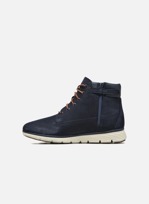 Botines  Timberland Killington 6 In Azul vista de frente