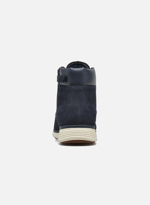 Bottines et boots Timberland Killington 6 In Bleu vue droite