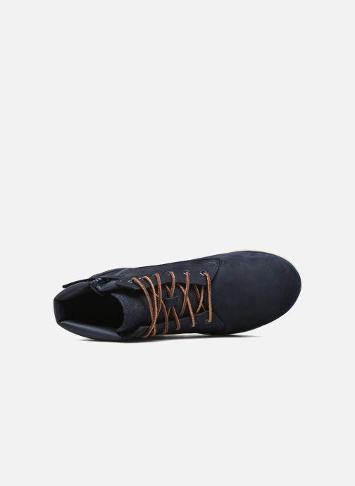 Bottines et boots Timberland Killington 6 In Bleu vue gauche