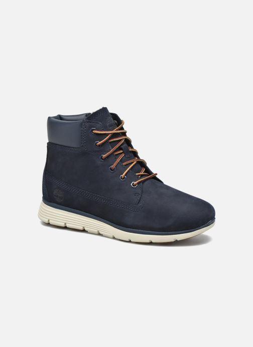 Bottines et boots Timberland Killington 6 In Bleu vue détail/paire