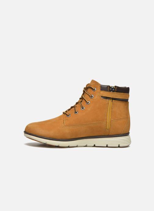 Boots en enkellaarsjes Timberland Killington 6 In Bruin voorkant