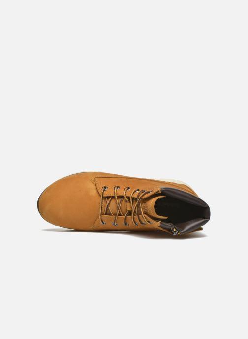 Bottines et boots Timberland Killington 6 In Marron vue gauche