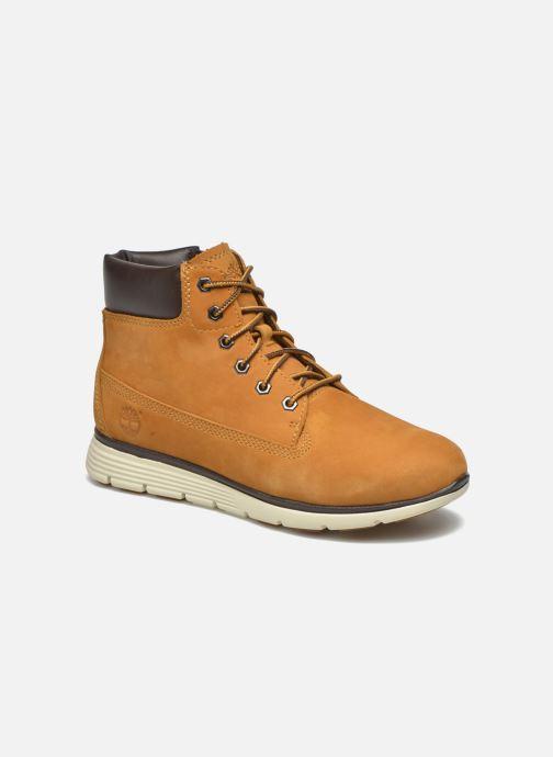 Boots en enkellaarsjes Timberland Killington 6 In Bruin detail