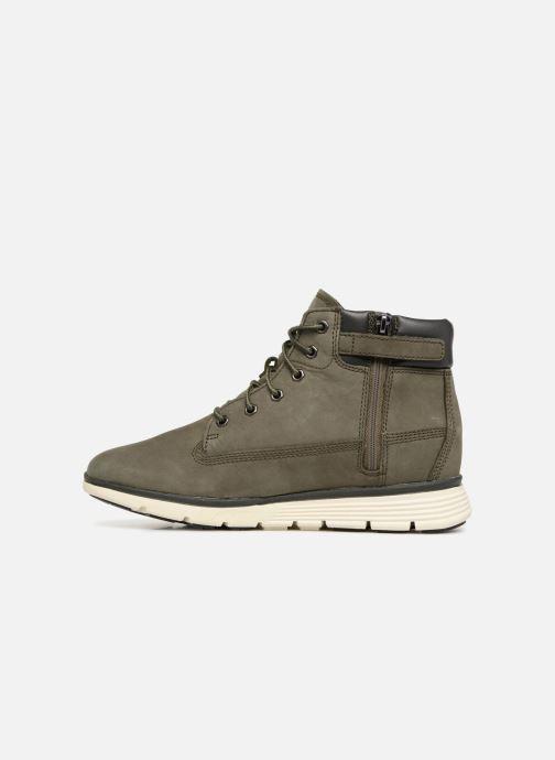 Boots en enkellaarsjes Timberland Killington 6 In Groen voorkant