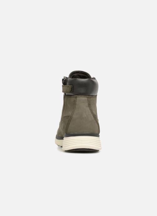Bottines et boots Timberland Killington 6 In Vert vue droite