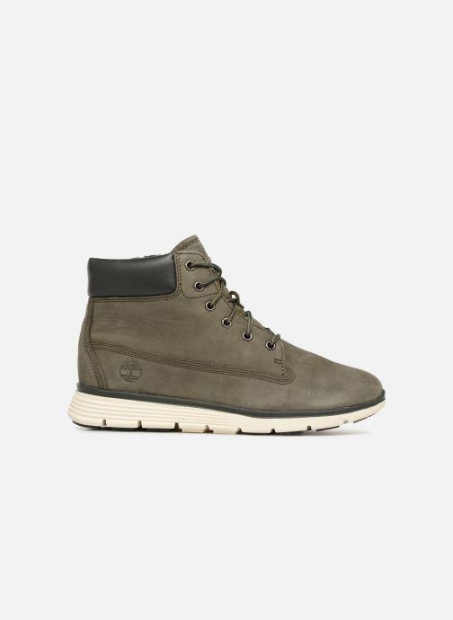 Boots en enkellaarsjes Timberland Killington 6 In Groen achterkant