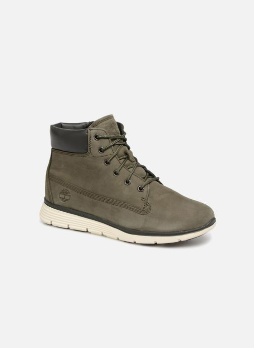 Bottines et boots Timberland Killington 6 In Vert vue détail/paire