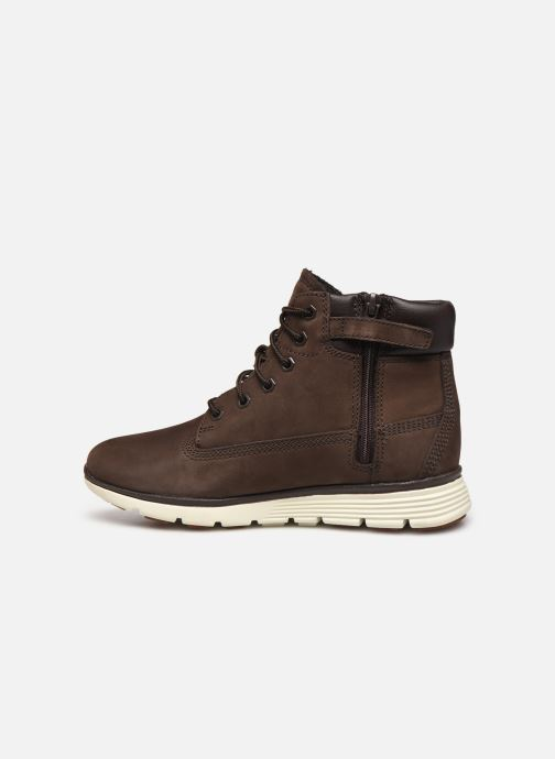 Ankle boots Timberland Killington 6 In Brown front view