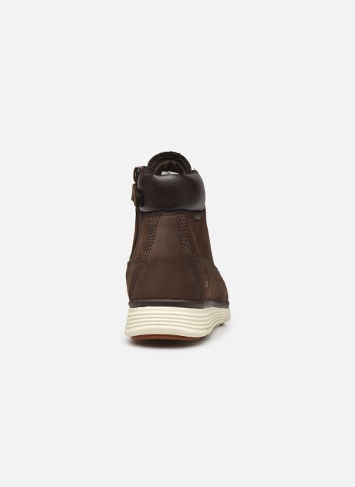 Ankle boots Timberland Killington 6 In Brown view from the right