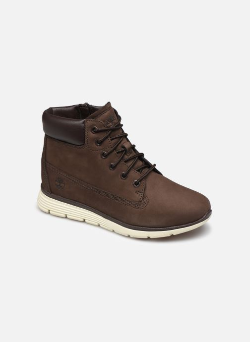 Ankle boots Timberland Killington 6 In Brown detailed view/ Pair view