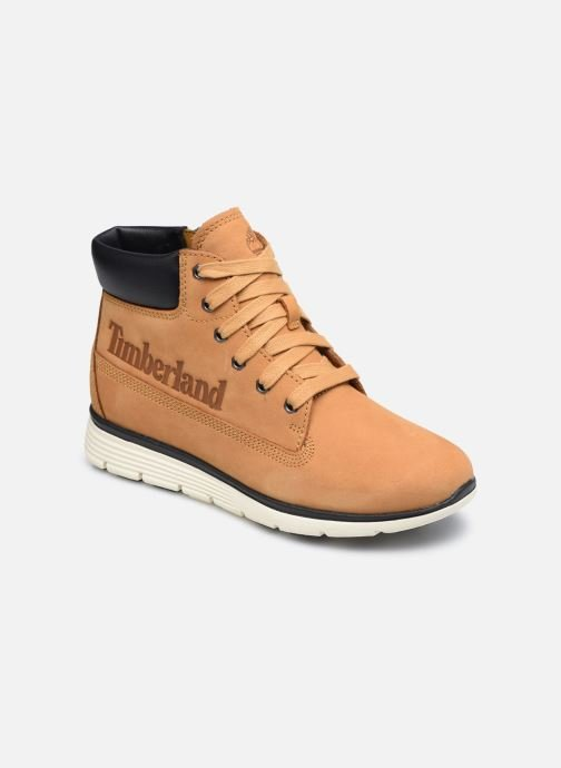 Bottines et boots Timberland Killington 6 In Marron vue détail/paire