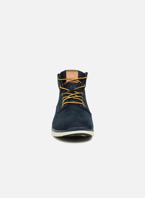 Chaussures à lacets Timberland Killington Chukka Noir vue portées chaussures
