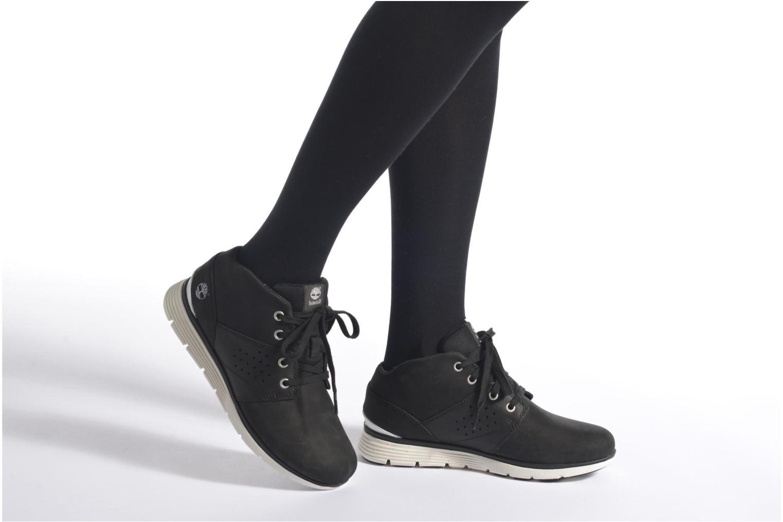 Chaussures à lacets Timberland Killington Chukka Beige vue bas / vue portée sac